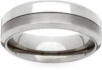 GETi Titanium Twin Finish 5mm Ring