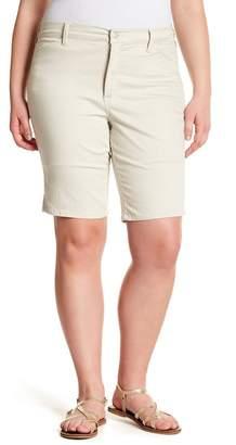 NYDJ Christy Shorts (Plus Size)