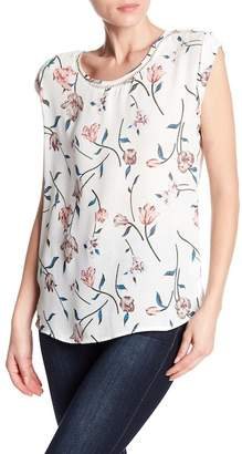 Daniel Rainn DR2 by Cap Sleeve Blouse