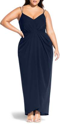 City Chic Luciana Evening Dress