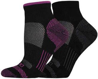 Dickies 2 Pair Quarter Socks - Womens