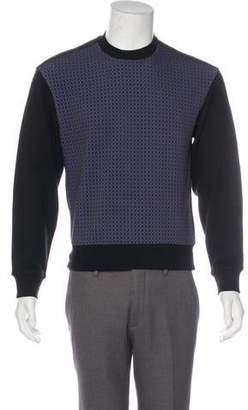 Wooyoungmi Geometric Print Sweater