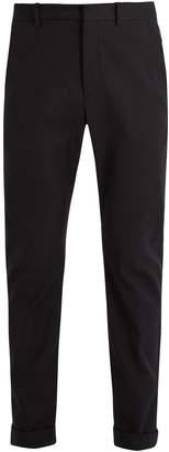 Bottega Veneta Straight-leg chino trousers