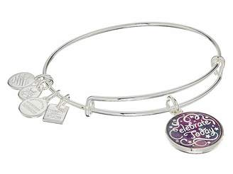 Alex and Ani Charity By Design Celebrate Today - American Cancer Society Bracelet