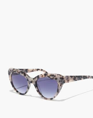 Madewell J.Crew Veranda Cat-Eye Sunglasses