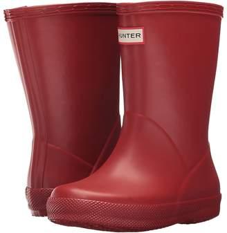 Hunter Original Kids' First Classic Rain Boot Kids Shoes