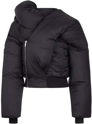 Rick Owens Doll Padded Down Jacket