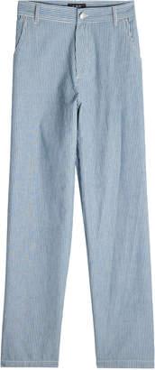 A.P.C. Coryn Striped Jeans