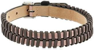 Fossil Woven Bangle Bracelet