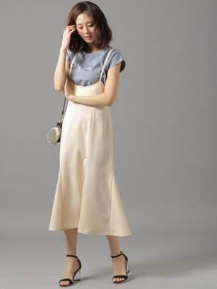 Andemiu (アンデミュウ) - アンデミュウ パネル切り替えジャンパースカート