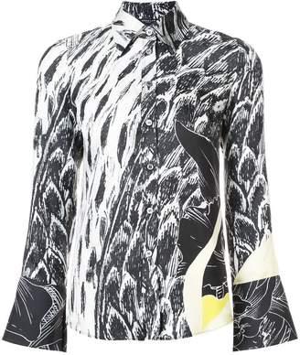 Derek Lam Long Sleeve Button-Down Shirt