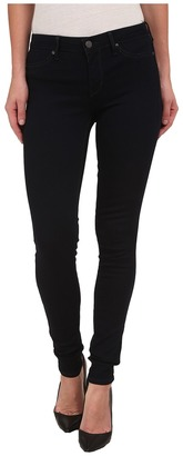 Calvin Klein Jeans Demin Leggings in Dark Rinse $69.50 thestylecure.com