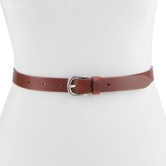 Chaps Women's Casual Leather Belt