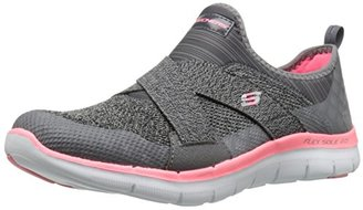 Skechers Sport Women's Flex Appeal 2.0 New Image Fashion Sneaker $70 thestylecure.com