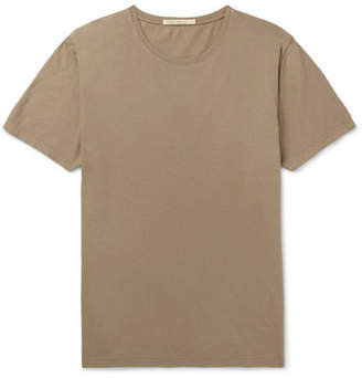 Nudie Jeans Anders Slub Organic Cotton-Jersey T-Shirt