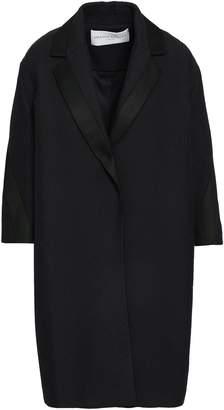 Amanda Wakeley Cloque Woven Coat