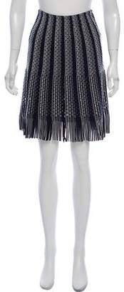 Alaia Fringed Gladiator Skirt w/ Tags