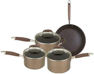 Anolon Advanced+ Umber 4-Piece Pan Set