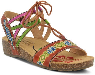 Spring Step L'Artiste by Loma Wedge Sandal - Women's