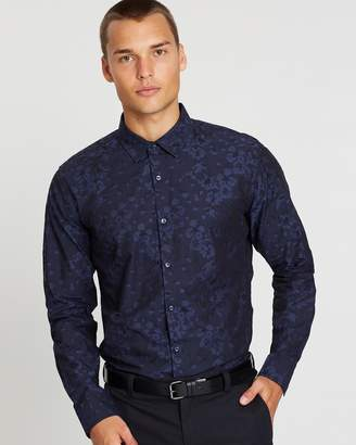 yd. Torque Slim Fit Dress Shirt