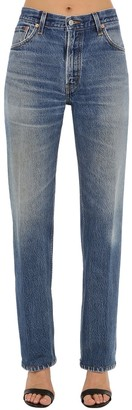 RE/DONE Re Done Loose Fit Destroyed Denim Jeans