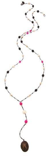Erickson Beamon Take Everything Lariat Necklace