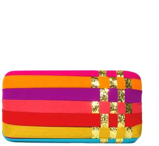 Simitri - Pink Lay Clutch