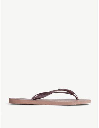 33a3be4899cdff Havaianas Pink Flip Flop Sandals For Women - ShopStyle UK