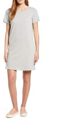Bobeau Knit T-Shirt Cotton Dress