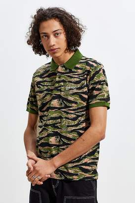 Oakley Camouflage Polo Shirt