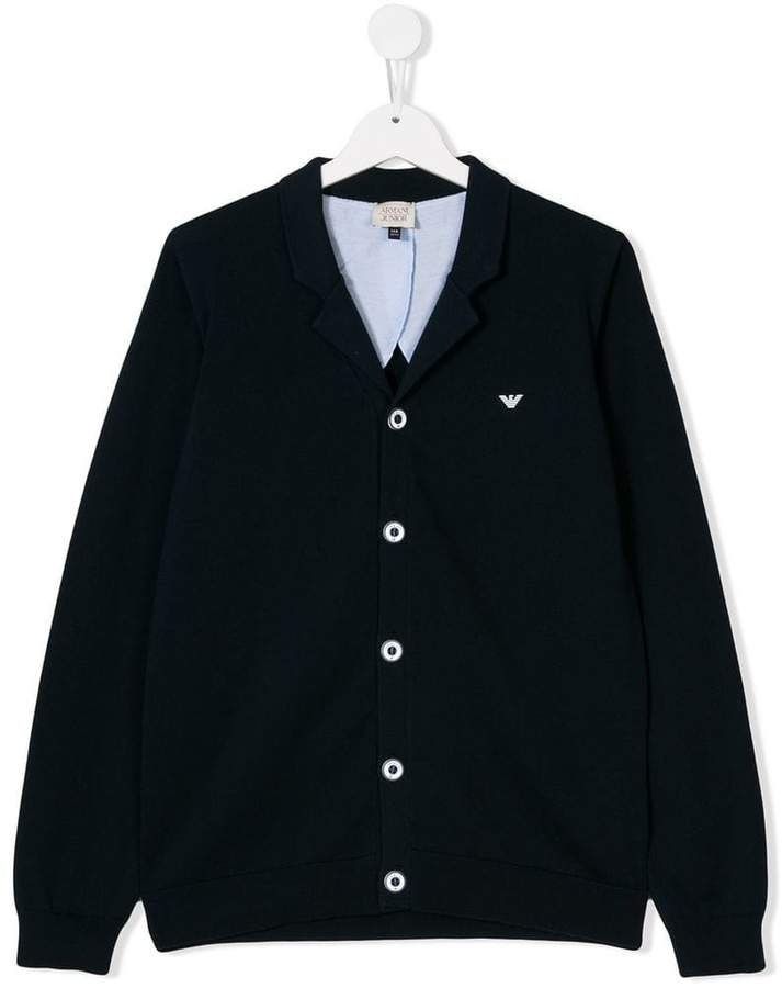 front button jacket