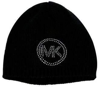 MICHAEL Michael Kors Logo Knit Beanie