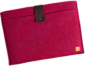 Mulxiply Felt and Leather MacBook Sleeve
