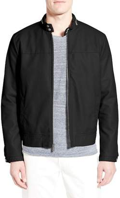 Kenneth Cole New York Hipster Faux Leather Jacket