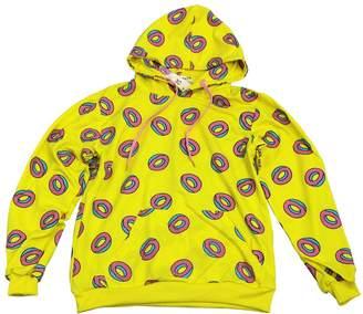 Harajuku Lovers WXCTEAM Donut Hoodie Pattern Just Right MV Mark Tuan Sweatershirt