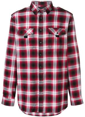 Diesel Black Gold checked shirt