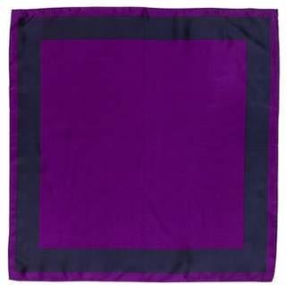 Ralph Lauren Silk Printed Handkerchief