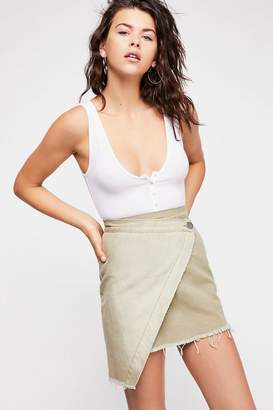 One Teaspoon Oneteaspoon OneTeaspoon Wild Thing Skirt