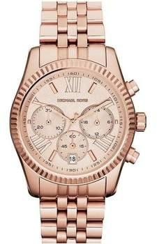 Armbanduhr Uhr MK5569 Lexington Farbe : rosé Damenchronographen