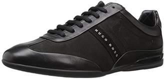 HUGO BOSS BOSS Green Men's Space Select Nubuck Leather Sneaker