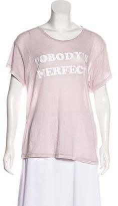 Wildfox Couture Short Sleeve T-Shirt