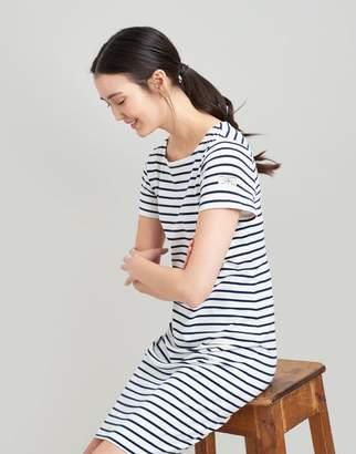 Joules Riviera long Short Sleeve Jersey Dress