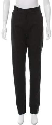 Jonathan Saunders Flat Front Straight-Leg Pants w/ Tags