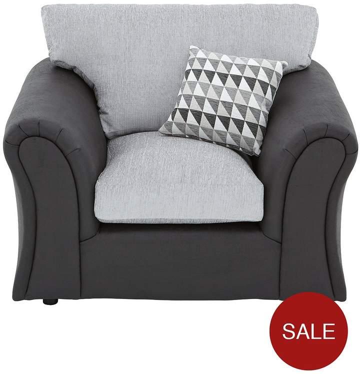 Linear Compact Armchair