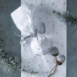 The White Company Heart Tissue Paper Set of 5