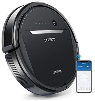 MOP ECOVACS OZMO 601 Self-Charging Robot & Vacuum Cleaner with Smart Phone App Controls