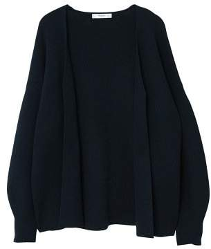 MANGO Puffed sleeves cardigan