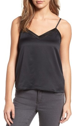 Women's Sincerely Jules Satin Camisole $80 thestylecure.com