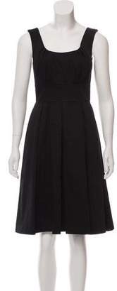 Calvin Klein A-Line Sleeveless Dress