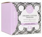 The Honest Company Super Plus Organic Cotton Tampons $7 thestylecure.com